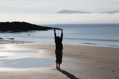 512A7747 - 20140529 01 - Ballinskelligs Nunnery Beach Celtic Mist